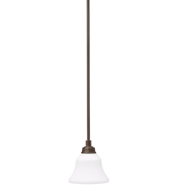 Kichler 3482OZ Mini Pendant 1 Light in Olde Bronze