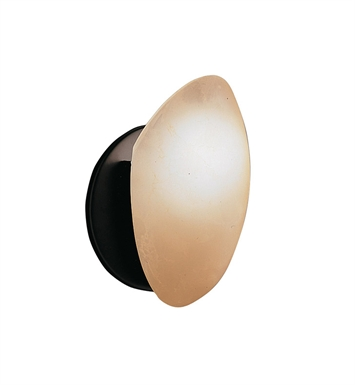 Kichler 6520TZ Wall Sconce 1 Light in Tannery Bronze