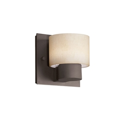 Kichler Adao Collection Wall Sconce 1 Light Fluorescent in Olde Bronze