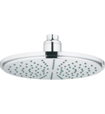 "Grohe 28373000 RainShower 8 1/4"" Wall/Ceiling Mount Bathroom Shower Head with One Spray With Finish: StarLight Chrome"