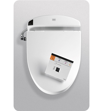 TOTO SW844 Washlet® E200 Elongated Toilet Seat with Lid