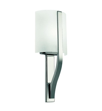 Kichler 45086PN Freeport Collection Wall Sconce 1 Light in Polished Nickel