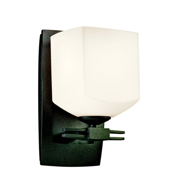 Kichler 42267AVI Brinbourne Collection Wall Sconce 1 Light in Anvil Iron