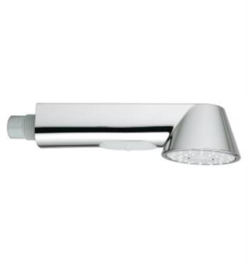 "Grohe 64156000 3"" Pull-Out Spray for Kitchen Faucet With Finish: StarLight Chrome"