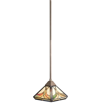Kichler 65175 Sonora Collection Mini Pendant 1 Light