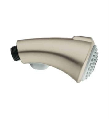 "Grohe 46173EN0 Bridgeford 4"" Pull-Out Hand Spray Head With Finish: Brushed Nickel"