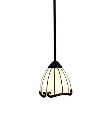 Kichler 65216 Clarice Collection Mini Pendant 1 Light