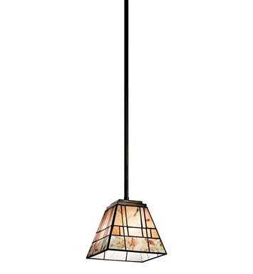 Kichler 65318 Prairie Ridge Collection Mini Pendant 1 Light