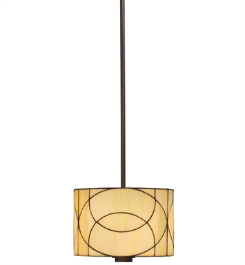 Kichler 65324 Spyro Collection Mini Pendant 1 Light