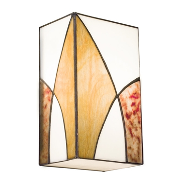 Kichler 69173 Elias Collection Wall Sconce 2 Light in Multi-Colored