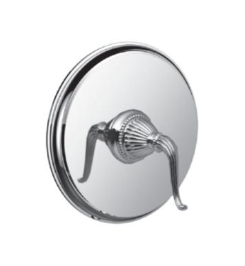 "Santec 1131FL75-TM Monarch III Pressure Balance Trim with ""Fl"" Handle - (Uses PB-3800 Valve) With Finish: Satin Nickel <strong>(USUALLY SHIPS IN 2-3 WEEKS)</strong>"