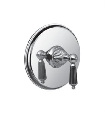 "Santec 1131LL15-TM Monarch I Pressure Balance Trim with ""Ll"" Handle - (Uses PB-3800 Valve) With Finish: Satin Chrome <strong>(USUALLY SHIPS IN 4-5 WEEKS)</strong>"