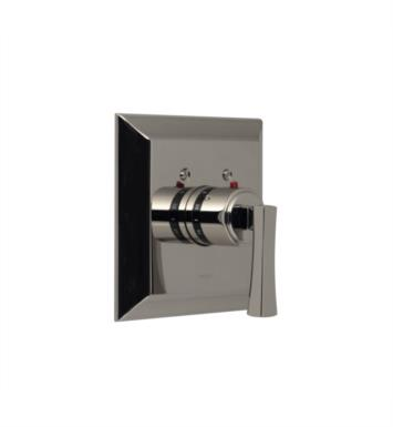 "Santec 7093ED49-TM Edo Thermostatic Shower - Trim Only with ED Handle (Includes 3/4"" Trim Plate and Handle, Requires Separate Volume Control) Valve Not Included Uses TH-5034 Valve With Finish: Oil Rubbed Bronze <strong>(USUALLY SHIPS IN 4-5 WEEKS)</strong>"