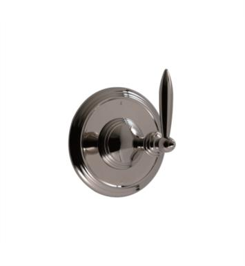 "Santec DT2-LA14-TM Lear I 2 Way Wall Mount Diverter With ""LA"" Handles With Finish: Gunmetal Grey <strong>(USUALLY SHIPS IN 4-5 WEEKS)</strong>"
