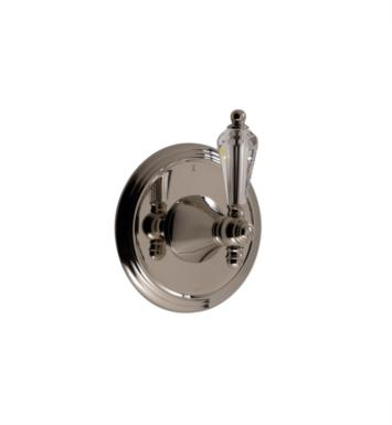 "Santec DT3-KC50-TM Kriss Crystal 3 Way Wall Mount Diverter With ""KC"" Handles With Finish: Polished 24K Gold <strong>(USUALLY SHIPS IN 4-5 WEEKS)</strong>"