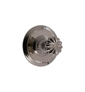 "Santec DT3-TT88-TM Monarch II 3 Way Wall Mount Diverter With ""TT"" Handles With Finish: Bright Pewter <strong>(USUALLY SHIPS IN 4-5 WEEKS)</strong>"