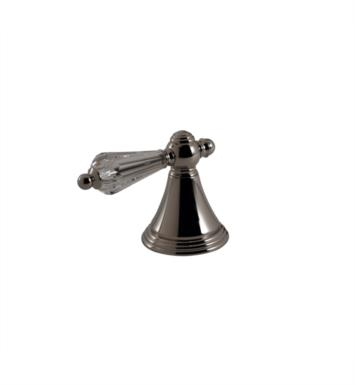 Santec YY-KC38-TM Kriss Crystal I Wall Mount Volume Control Handle Trim with KC Handle (Used for SASTOP12, SASTOP34, SA-CORNER-SET Valves) With Finish: Antique Copper <strong>(USUALLY SHIPS IN 4-5 WEEKS)</strong>