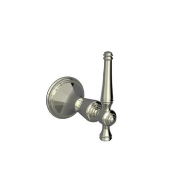 Santec YY-KL97-TM Klassica I Wall Mount Volume Control Handle Trim with Kl Handle (Used for SASTOP12, SASTOP34, SA-CORNER-SET Valves) With Finish: Roman Bronze <strong>(USUALLY SHIPS IN 2-3 WEEKS)</strong>