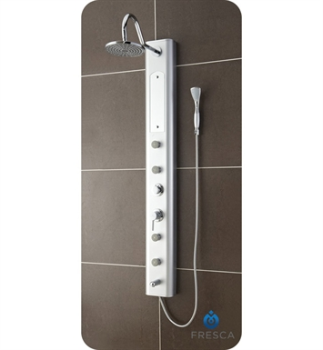 Fresca FSP8003SL Venezia Shower Massage Panel in Silver