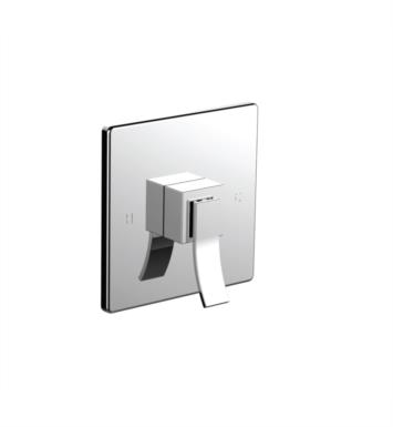 Santec 9931CU15-TM Ava Pressure Balance Control Trim with CU Handle (Uses PB-3800 Valve) With Finish: Satin Chrome <strong>(USUALLY SHIPS IN 4-5 WEEKS)</strong>