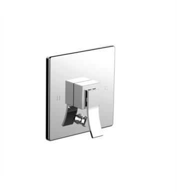 Santec 9935CU15-TM Ava Pressure Balance Control Trim with CU Handle with Diverter (Uses PB-3950 Valve) With Finish: Satin Chrome <strong>(USUALLY SHIPS IN 4-5 WEEKS)</strong>