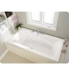 "Neptune 110944.0000 Believe 72"" Customizable Drop-In Rectangular Bathtub"