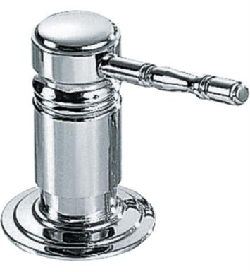 "Franke SD-170 Farm House 1 7/8"" Deck Mounted Soap Dispenser With Finish: Polished Nickel"