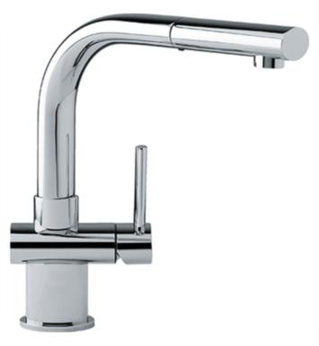 "Franke FFP1000 Logik 11 1/4"" Single Hole Deck Mounted Pullout Kitchen Faucet With Finish: Polished Chrome"