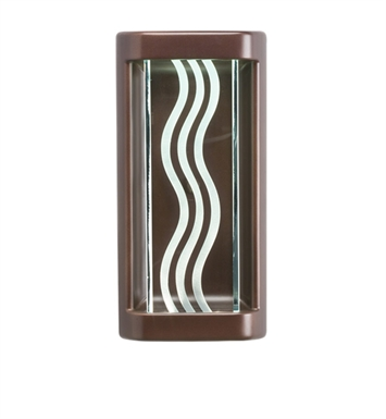 Kichler 42575OZLED LED Wall Sconce Housing in Olde Bronze