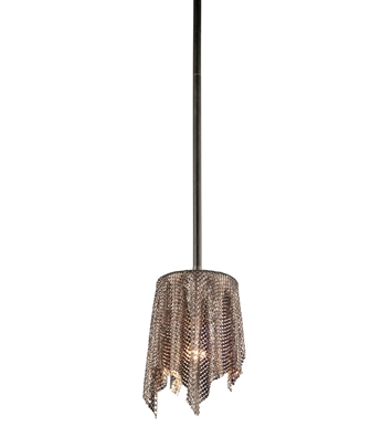 Kichler 42679OZ Mini Pendant 1 Light in Olde Bronze