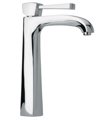"LaToscana 89PW205LL Lady 10 7/8"" Tall Single Handle Deck Mounted Bathroom Sink Faucet With Finish: Brushed Nickel"