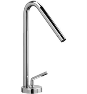 "LaToscana 81CR211 Morellino 9 3/8"" Single Handle Deck Mounted Rotating Spout Bathroom Sink Faucet with Click Clack Drain With Finish: Chrome"