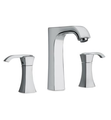 "LaToscana 89PW102 Lady 5 7/8"" Double Handle Widespread/Deck Mounted Roman Tub Faucet With Finish: Brushed Nickel"