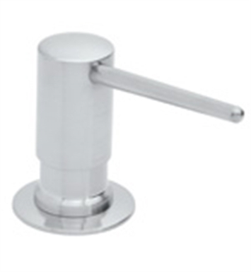 "Rohl LS750LSTN De Lux 4"" Deck Mounted Soap/Lotion Dispenser With Finish: Satin Nickel"