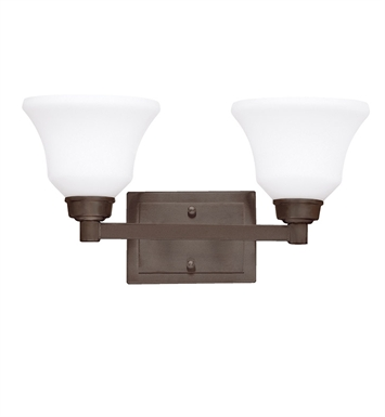 Kichler 5389OZ Bath 2 Light in Olde Bronze