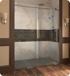 DreamLine SHDR-61 Enigma X Sliding Shower Door