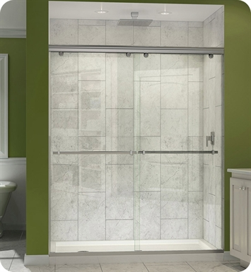 DreamLine Charisma Frameless Sliding Bypass Shower Door