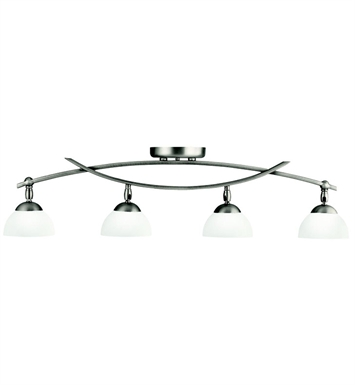 Kichler 42164 Bellamy Collection Fixed Rail 4 Light Halogen