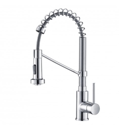 Kraus KPF-1610 Bolden™ Single Handle 18-Inch Commercial Kitchen Faucet with Dual Function Pull-Down Sprayhead