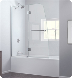 DreamLine Aqua Tub Door Clear Glass