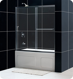 DreamLine SHDR-0960580 Infinity Z Sliding Tub Door