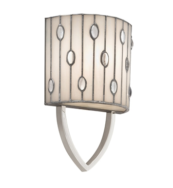 Kichler Cloudburst Collection Wall Sconce 1 Light