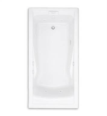 "American Standard 2771VC Evolution 5' X 36"" Deep Soak EverClean Whirlpool Bathtub"