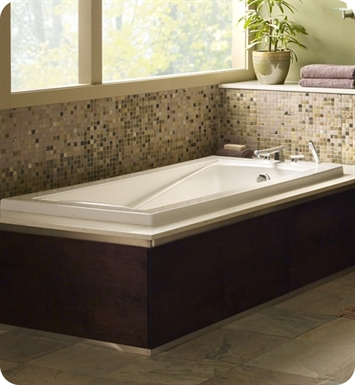 "American Standard 3571.068C Green Tea 5' X 36"" EverClean Air Bathtub"