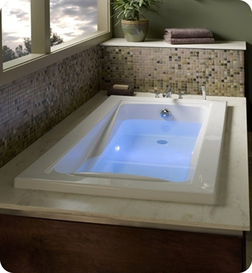 "American Standard 3574.068C Green Tea 5' X 42"" EverClean Air Bathtub"
