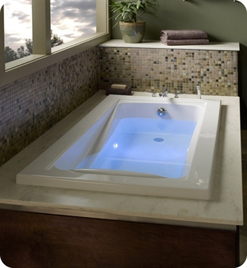 "American Standard 3575.068C Green Tea 6' X 42"" EverClean Air Bathtub"