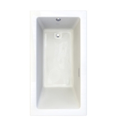 "American Standard Studio 5 1/2' X 36"" EverClean Air Bathtub"