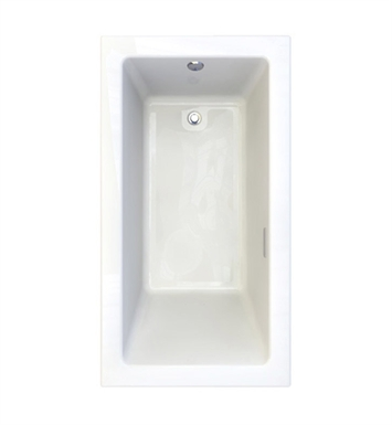 "American Standard 2939.168C Studio 5 1/2' X 36"" EverClean Air Bathtub"