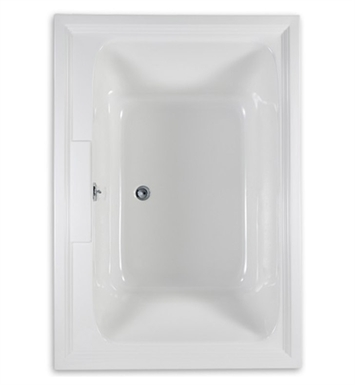 "American Standard 2748.448WC.K2 Town Square 5' X 42"" EcoSilent Combo Massage System Bathtub"