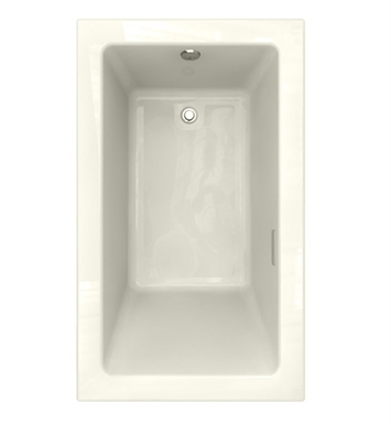 "American Standard 2935.168C Studio 5' X 36"" EverClean Air Bathtub"
